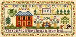 Moira Blackburn - Friends house