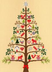 Christmas - Scandi tree