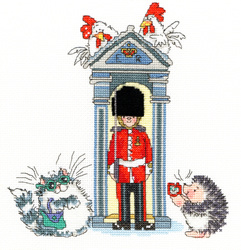 Margaret Sherry - London on parade