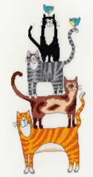 Stacks - Cat stack