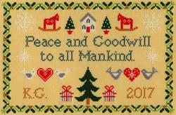 Christmas - Peacy & Goodwill