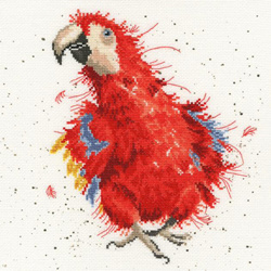 Hannah Dale - Parrot on parade