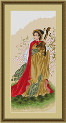 Japanese lady IV