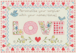 Samplers - Love sampler