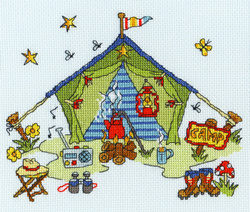 Sew dinky - Tent