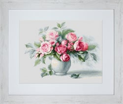 Etude with roses