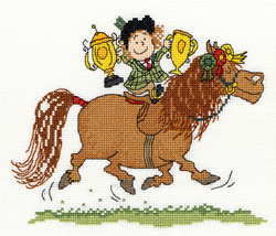 Thelwell - trophies
