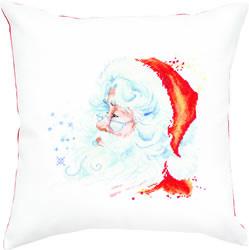 Cushion santa