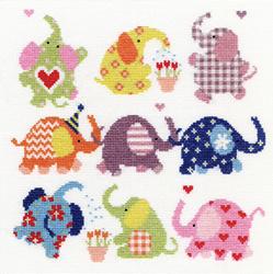 Slightly Dotty - Slightly dotty Elephants