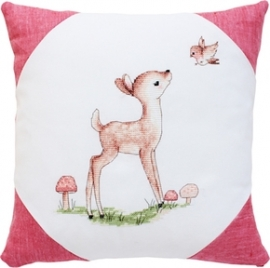 cushion little deer