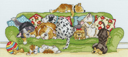 Animals - Lazy dogs