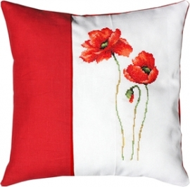 cushion Poppies