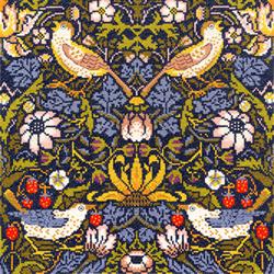 William Morris - Strawberry thief