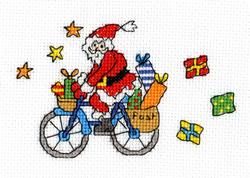 Christmas cards - christmas post