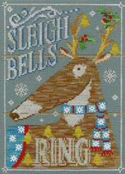 Vintage christmas - sleigh bells ring