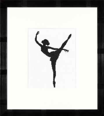 Ballet silhouet II