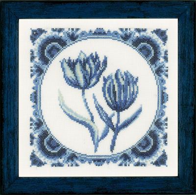 Delftse tulpjes