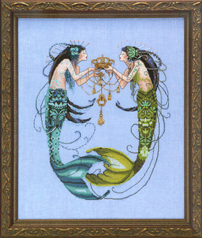 The Twin Mermaids