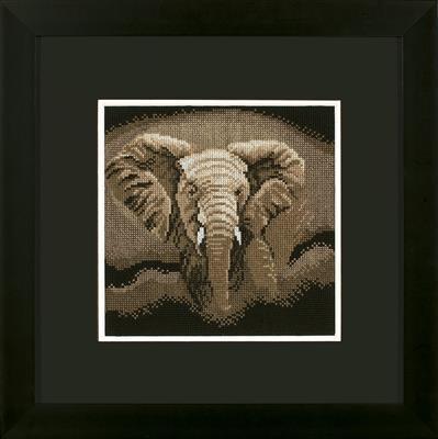 jagende olifant