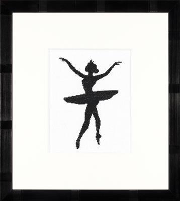 Ballet silhouet III