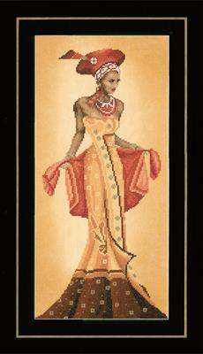 Afrikaanse mode I