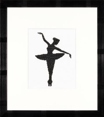 Ballet silhouet I
