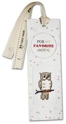 Boekenlegger owl