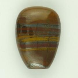 Edel-gedenk-steen Tijgerijzer