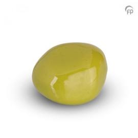 Knuffelkeitje KK 028, groen, glanzend
