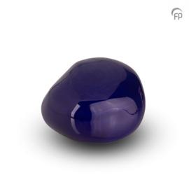 Knuffelkeitje KK 009,  donkerblauw glanzend