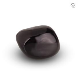 Knuffelkeitje KK 018, zwart glanzend.