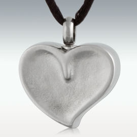 Hanger hartvorm mat