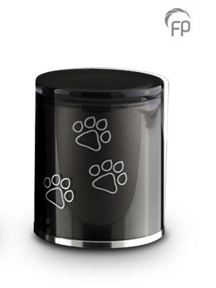 Kristalglazen Dierenurn GUP082 (klein)