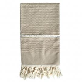 Tweed - Beige 100x180cm