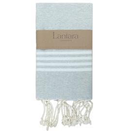 Hammam towel Provence - Light Grey - 100X200cm