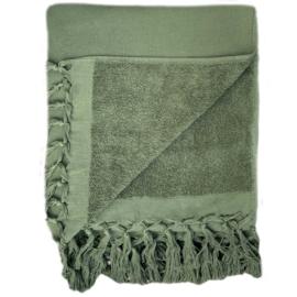 Hammam towel Terry - Khaki Green - 98x210cm (LANTARA)