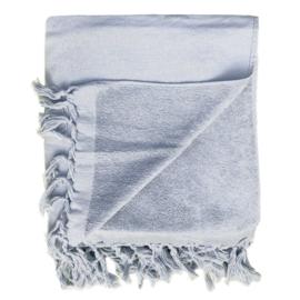 Hammam towel Terry - Light Grey - 98x210cm (LANTARA)