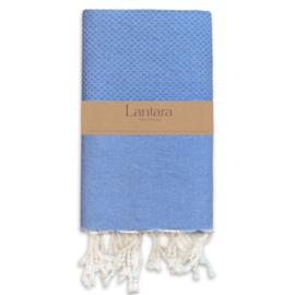 Honeycomb - Azur Blue - 100x200cm