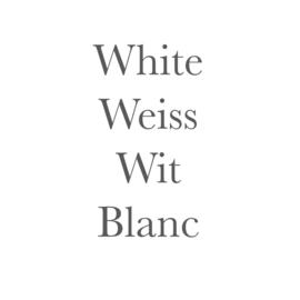 Hammam towel Terry - White - 98x190cm (LANTARA)