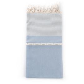 Birdeye - Ice Blue 100x180cm