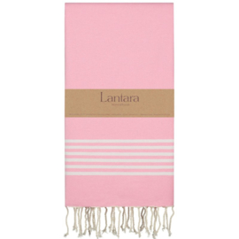 Hammamtowel Provence - Pink - 100x200cm