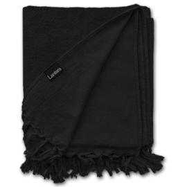 Hammam towel Terry - Black - 98x210cm (LANTARA)