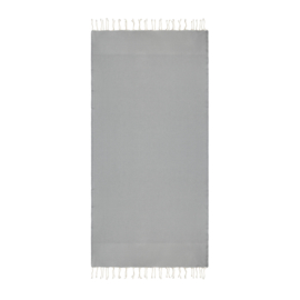 Hammamtowel Honeycomb - Grey - 100x200cm