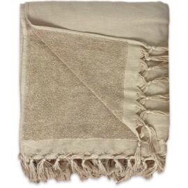 Hammam towel Terry - Beige - 98x210cm (LANTARA)