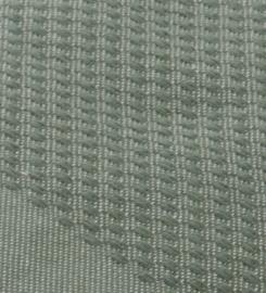 Hamamdoek Nid d' abeille - Amandel Groen - 100x200cm (LANTARA)
