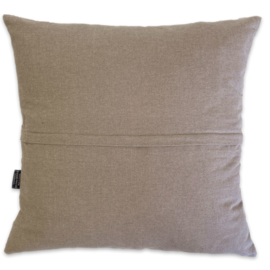 Cushion Arabesque - Taupe - 55x55cm