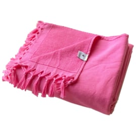Hammam towel terry - Pink - 98x190cm