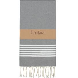 Hammamtowel Provence - Grey - 100x200cm