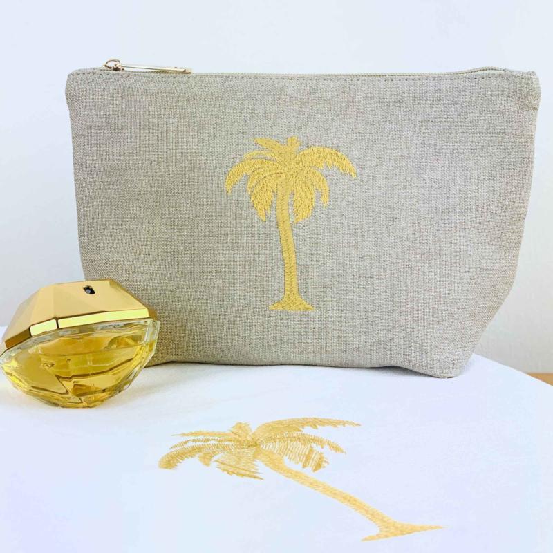 Palmtree Pouch