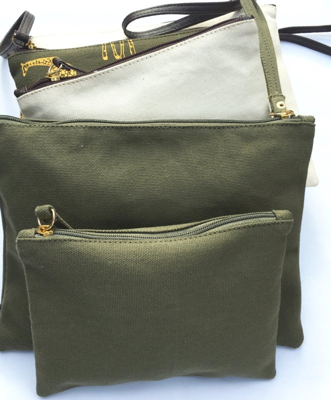 Clutches and make- up bags